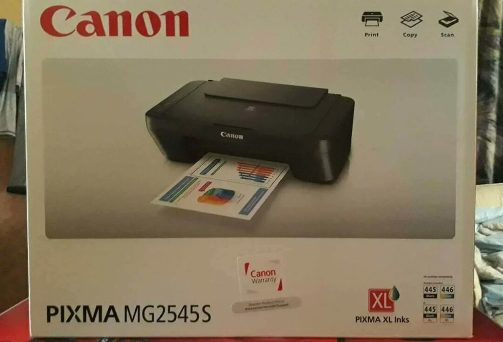 impressoras canon: pixma mg2545s e pixma ip2840
