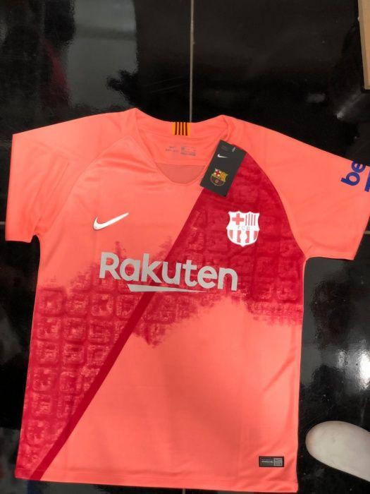 Barcelona jersey pink