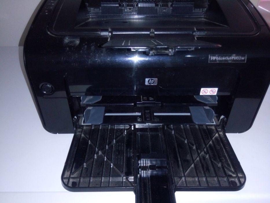 Impressora HP Laserjet P1103W