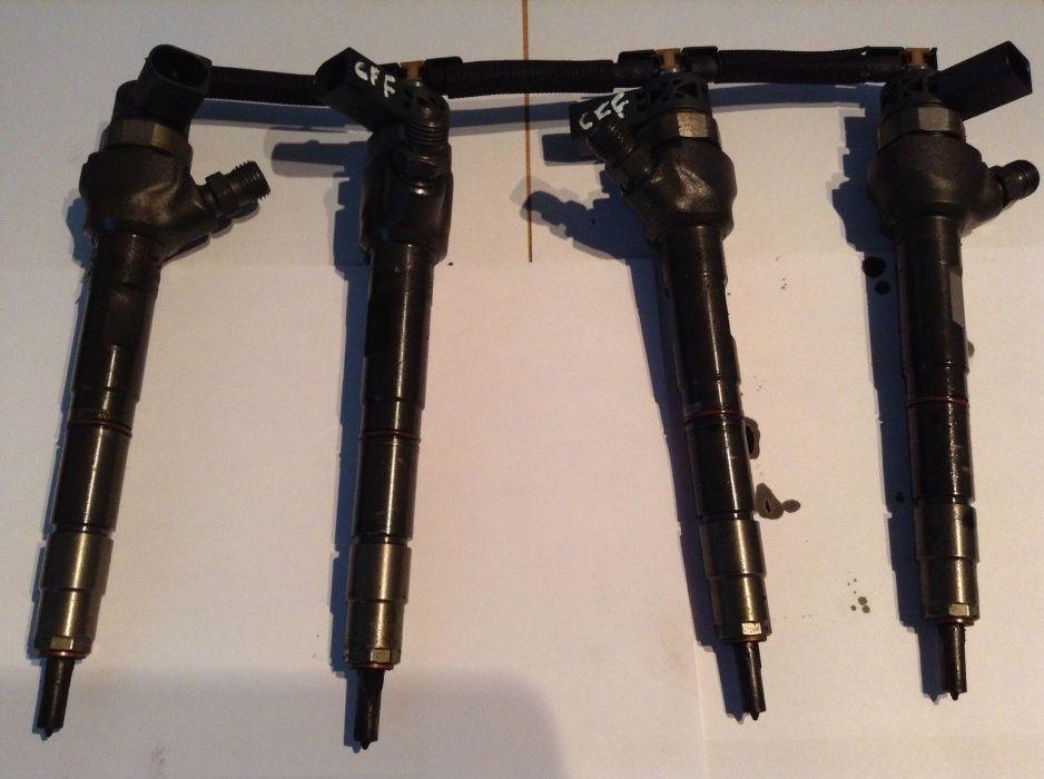 Injectoare 2.0 TDI 03L130277Q vw passt b7 crafter amarock jetta audi
