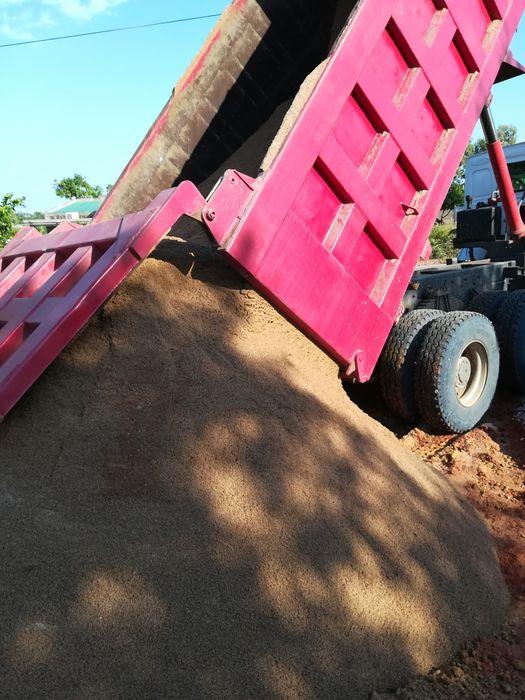 Vendo pedra e areia para construção 24metros cúbicos Bairro do Jardim - imagem 3