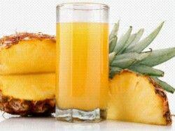 Sumo de fruta natural
