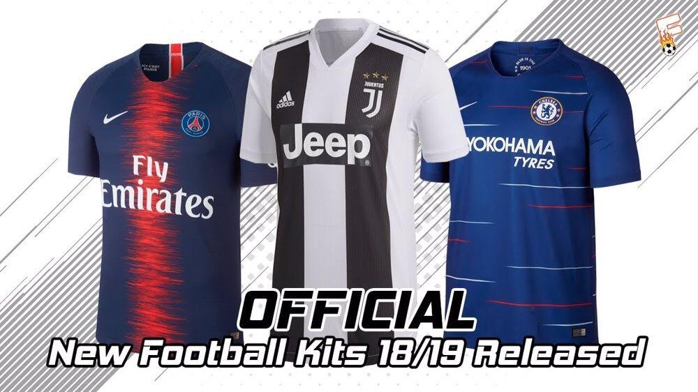 Oficial new kit