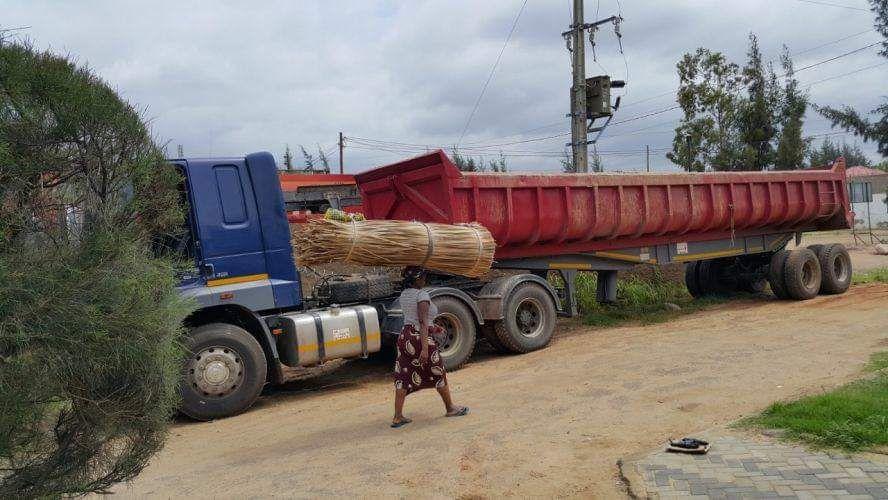 Super camiao de 55toneladas a venda Maputo - imagem 8