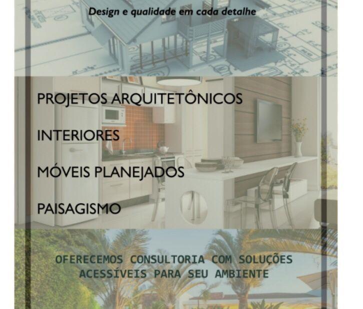 Serviço de arquitetura, venda de plantas(casas)