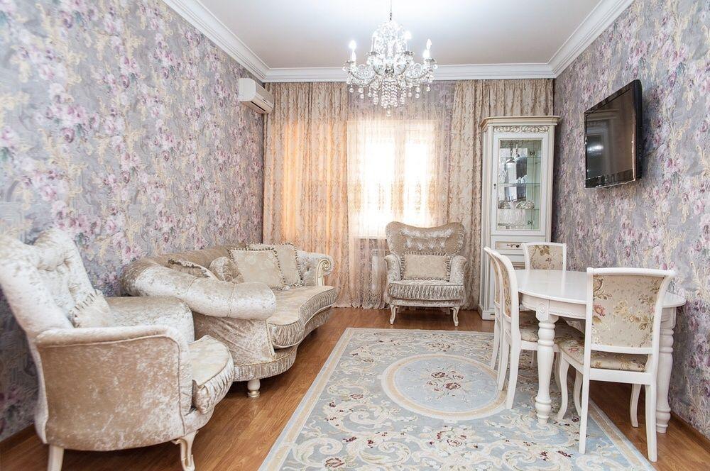 Шикарная квартира в ЖК Шахристан