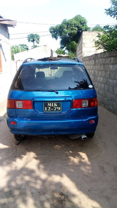 Toyota Ipsum..