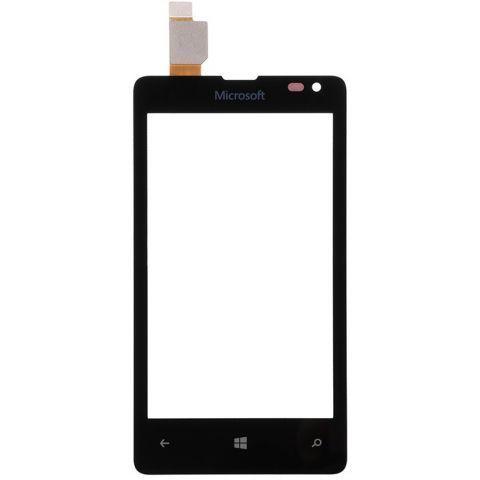 Sticla Geam Touchscreen Microsoft Lumia 435 Original