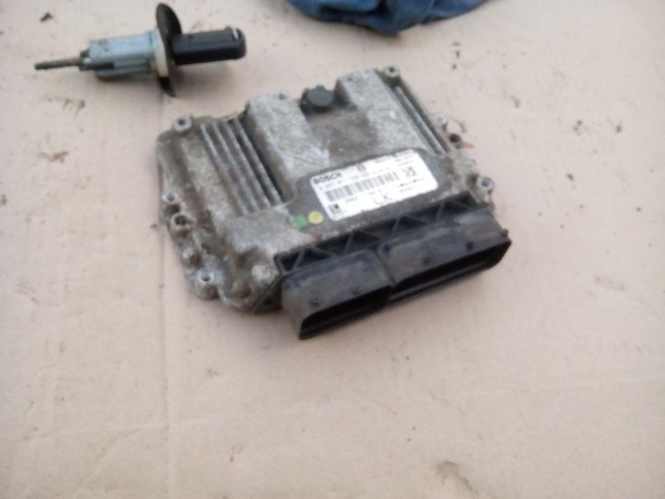 Ecu, calculator Motor Opel Astra H Zafira B 1.7 CDTI z17DTH