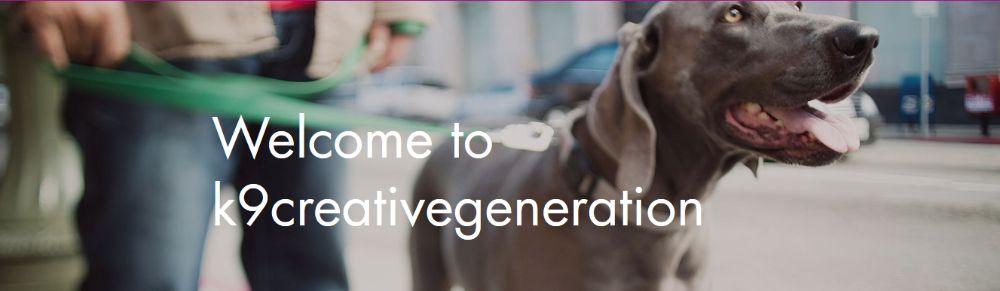 Dresaj canin k9creative generation