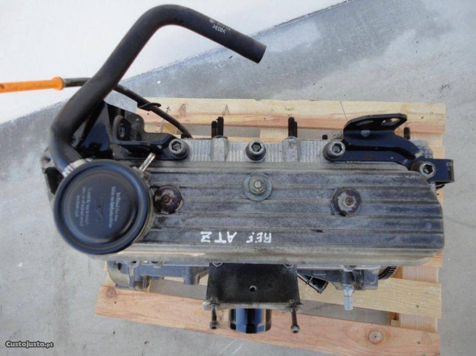 Dezmembrez motor skoda fabia 1,4 MPI cod ATZ,bloc fisurat.