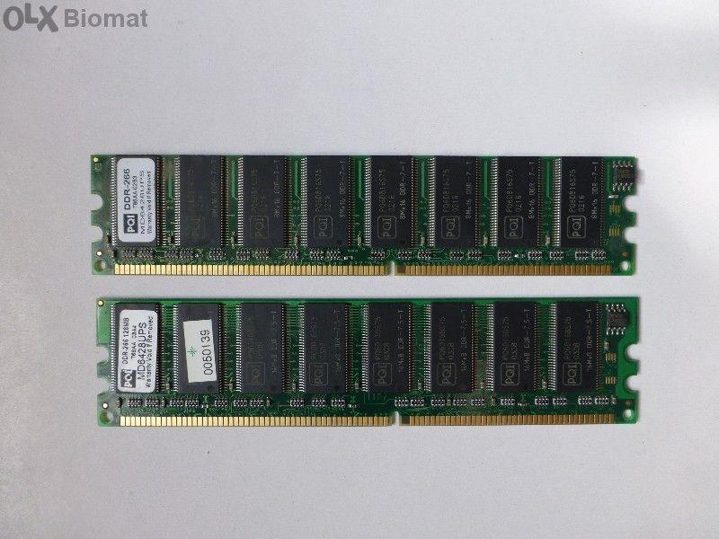 256 MB RAM памет PQI MD6428UPS за настолен компютър