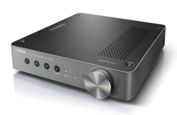 Mini amplificator Hi-Fi cu streaming wireless Yamaha WXA-50, sigilat