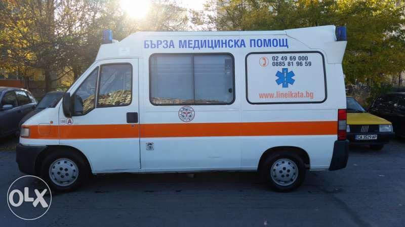 Частна линейка - превоз до/от болница в София, страната и чужбина