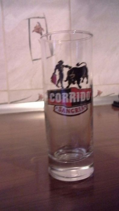 Pahare personalizate Corrido Sangria