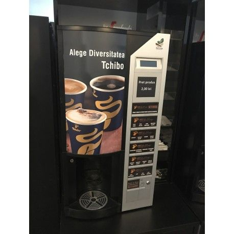 Inchirieri, instalari expresoare,automate cafea Tchibo,Lavazza