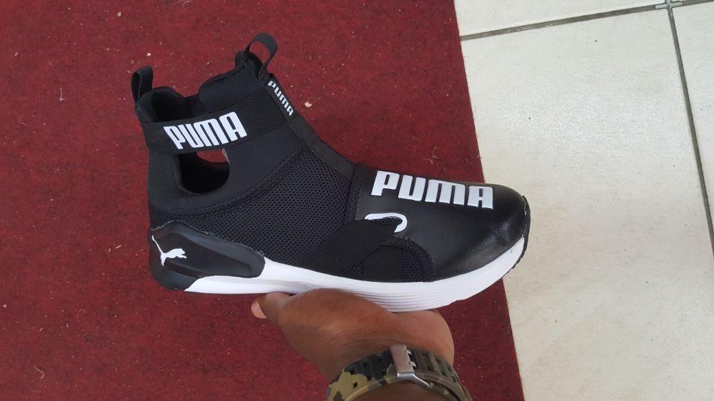 Puma Mid Low