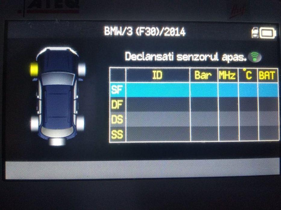 senzori presiune roti TPms BMW SERIE 2 3 4 5 7