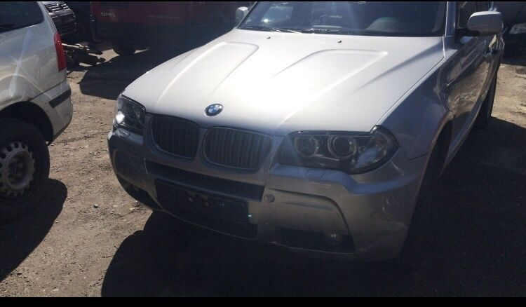 Piese BMW X3 E83 LCI din dezmembrare motor 3.0d