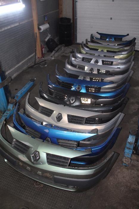 Vand Bara fata faza 1 Renault Megane 2
