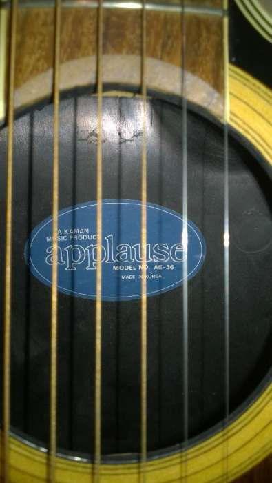 Chitara electro acustica OVATION APLAUSSE