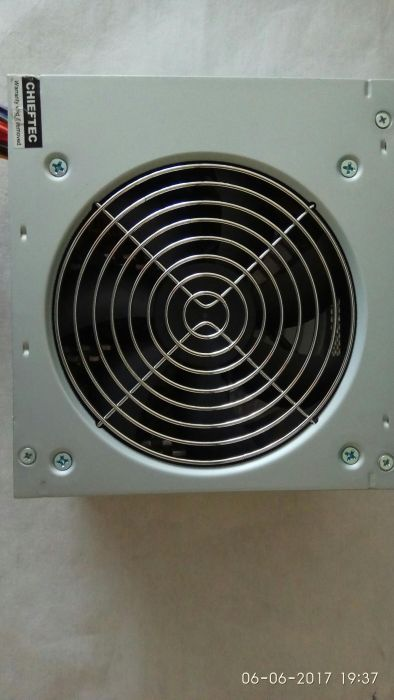 Vand sursă PC CHIEFTEC 500 W PFC activ