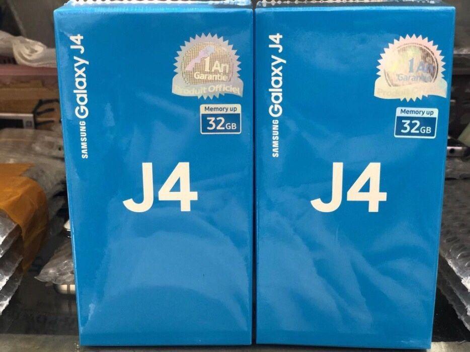 Samsung j4 16Gb selado