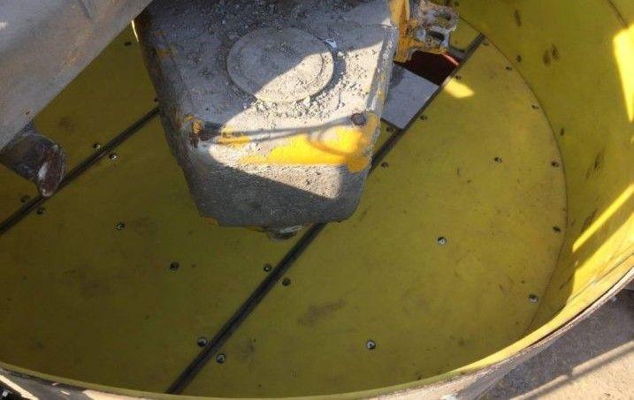 Blindaj malaxor beton, Blindaj cuve descarcare, TEKA, ZREMB, STETTER