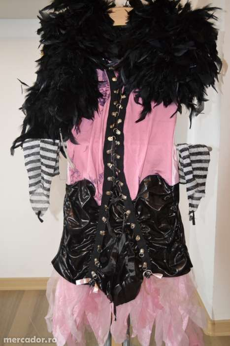 Costum de Carnaval Printesa Contesa