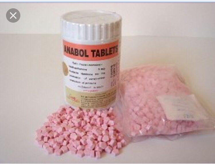 Dianabol 5 mg