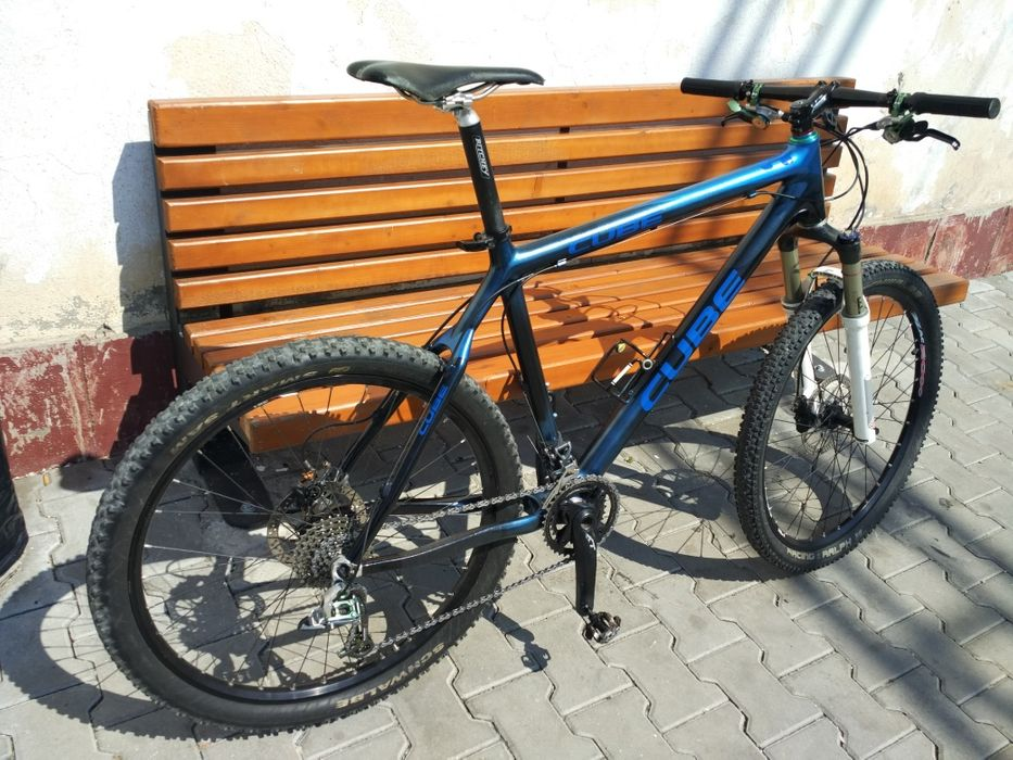Vand bicicleta carbon