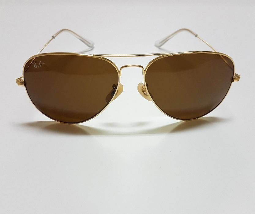 Ray-Ban AVIATOR LARGE METAL RB3026 - fotografii reale