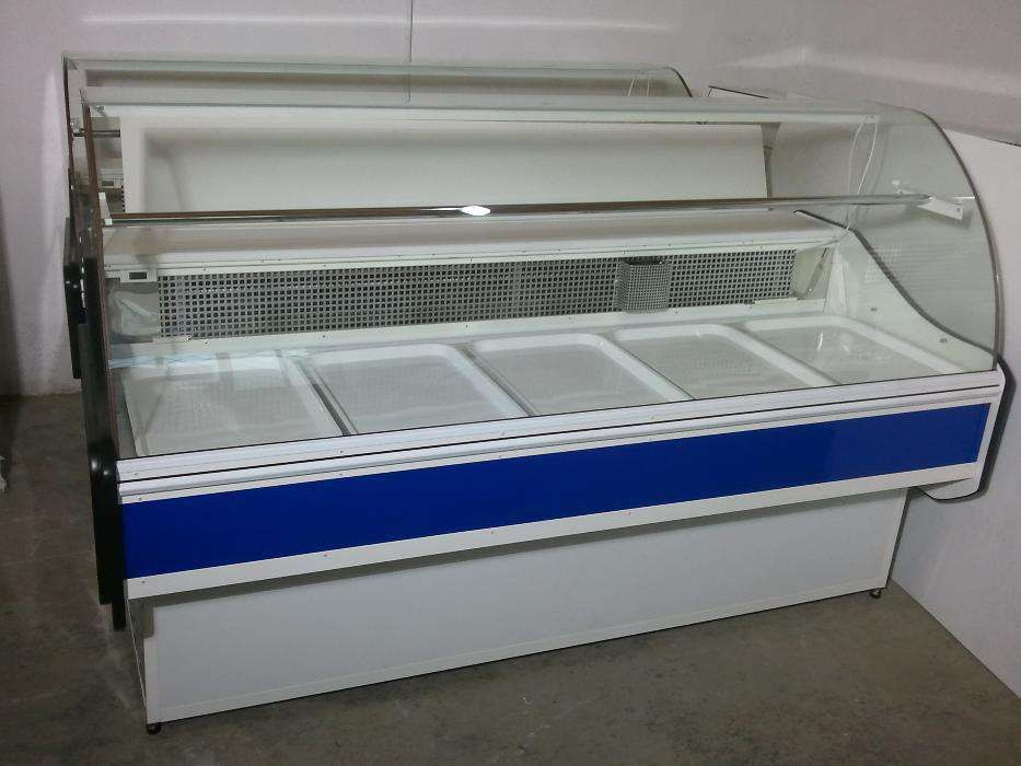 vind vitrina frigorifica noua cu garantie si certificat de conformitat