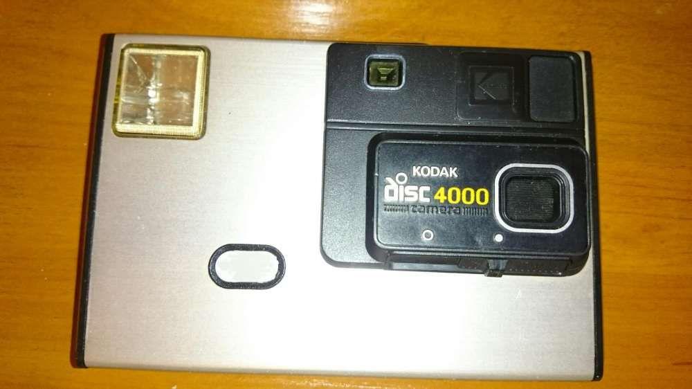 Aparat foto Kodak Disc 4000