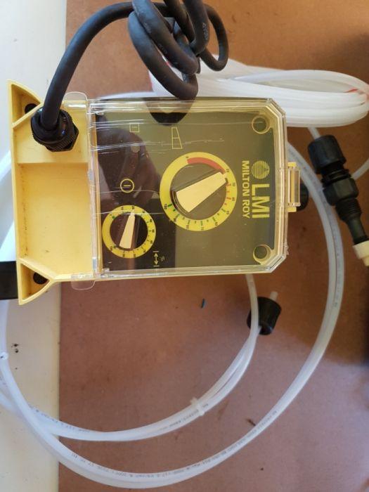 Pompa dozatoare Chimicale Milton Roy