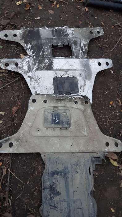 Scut metalic aluminiu Bmw E46 seria 3 coupe berlina