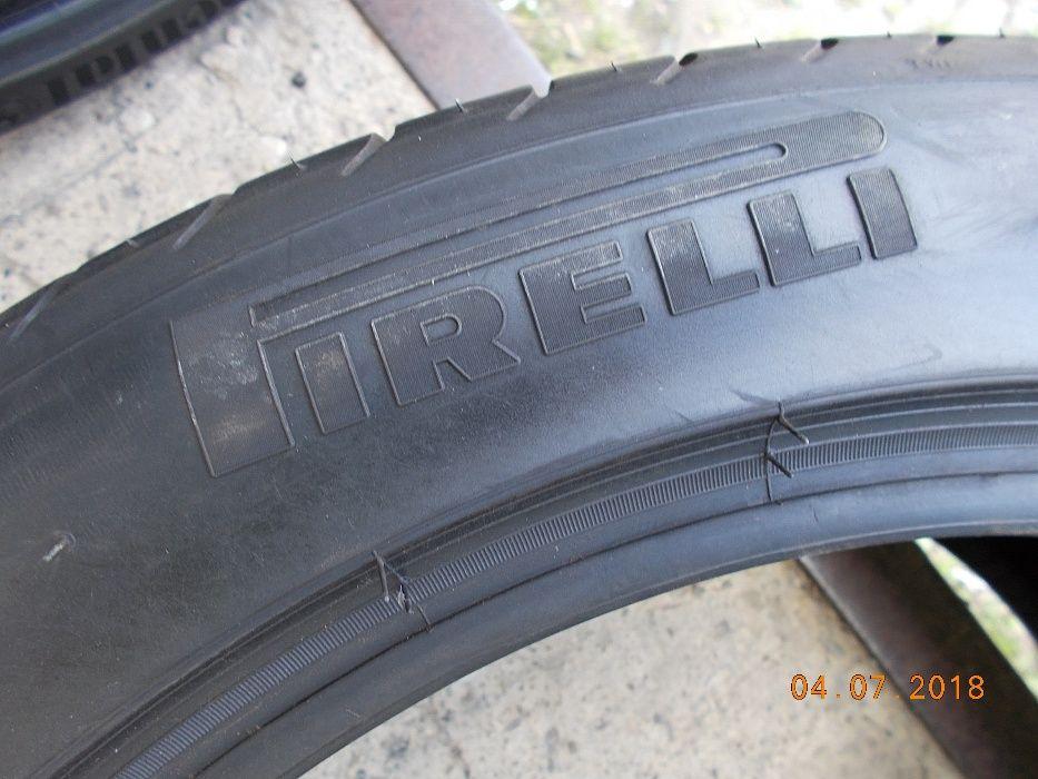 2 anvelope vara 285 40 19 NOI pirelli dot 2012 Bacau - imagine 4