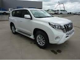 Toyota prado novo a venda