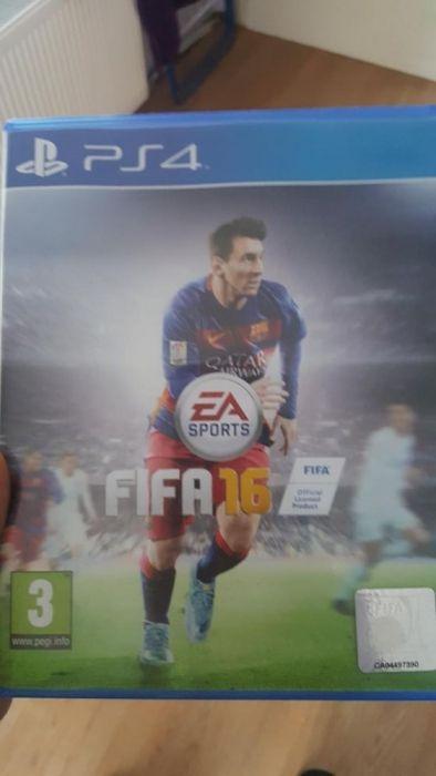 FIFA 2016 PS4