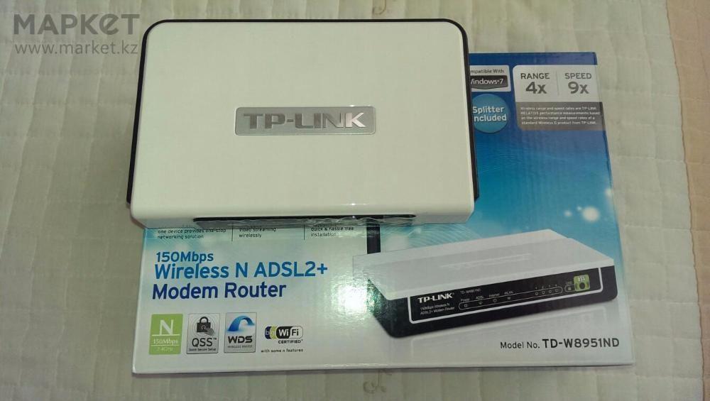 Wi-Fi-роутер TL-WR642G