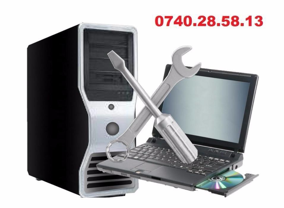 Depanare(reparare) calculator, pc/laptop cele mai mici preturi Pitesti - imagine 1