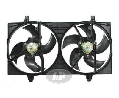 вентилятор охлаждения радиатора на Nissan Primera p12