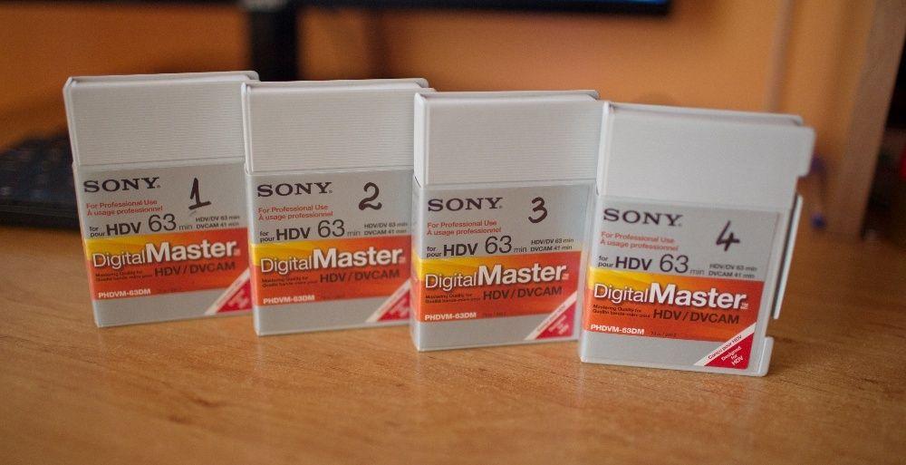 Mini DV Sony dvcam