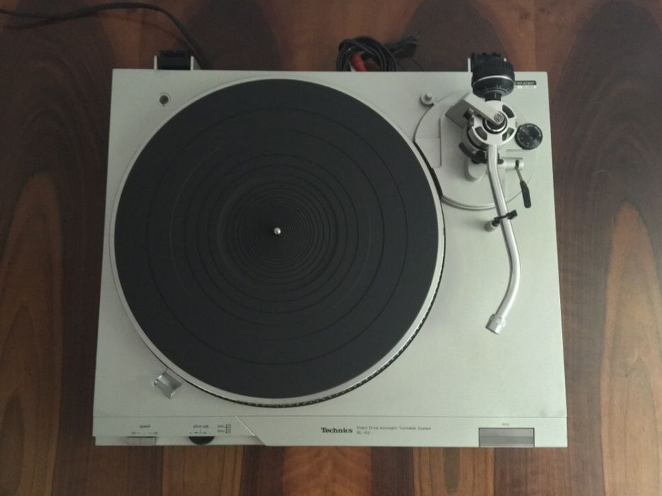 Technics SL-D2 pick up automatic