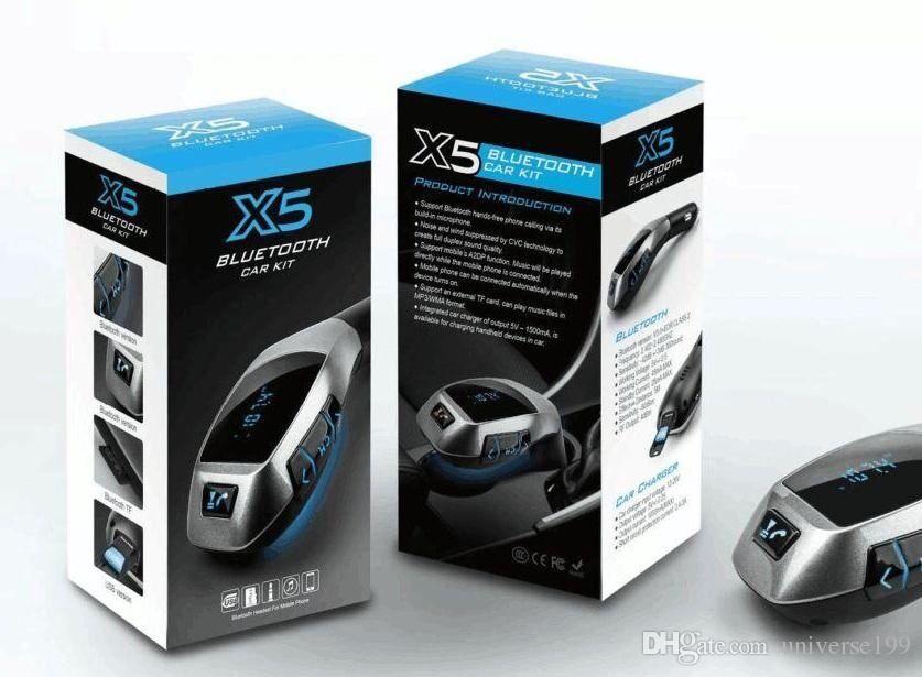 X5 Car Bluetooth Sommerschield - imagem 2