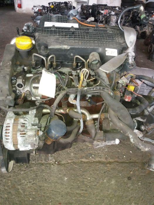 Motor 1.5 dci k9k 770 Dacia Sandero, logan pick-up Euro 5
