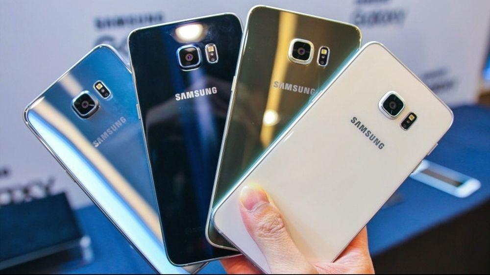 Samsung S6 edge Plus Duos/novo.