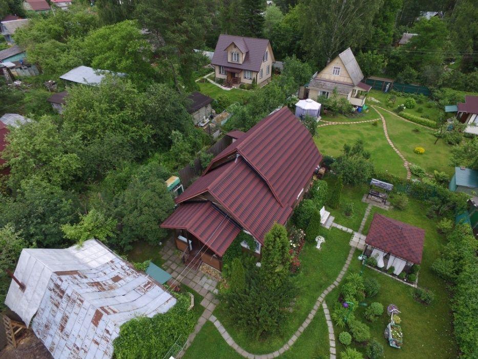 Крыша ондулин 3 Д