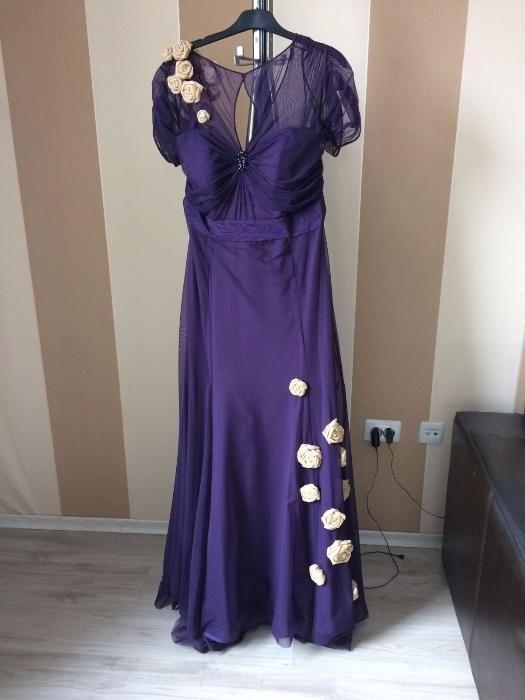 Rochie eleganta, Stefania Caragea-model unicat- -Noua !