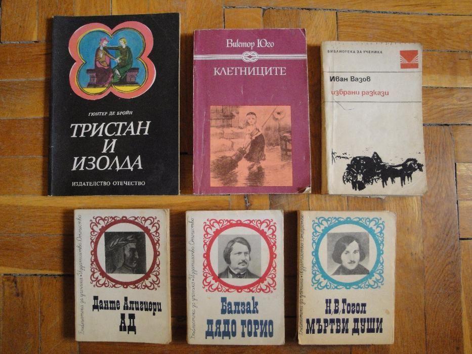 """""""Библиотека за ученика"""" – книги / романи за деца и юноши, книга, роман"""